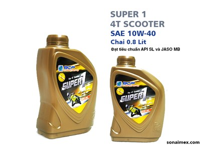 Lubricant for Scooter - 0.8L